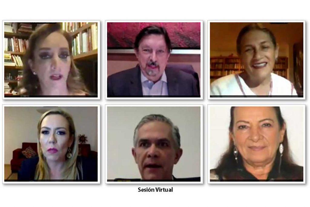 Sesión virtual 1- Senado de la República